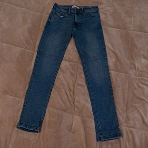 Bershka Denim Slim Fit Jeans (29/32) - Like New!